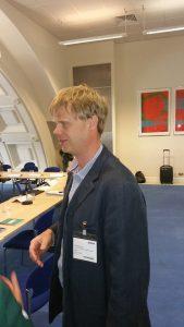 British medical association - Luke Montagu