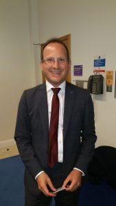 British medical association - Peter Kinderman