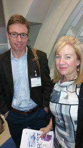 British medical association - Service user with Beverley Thorpe