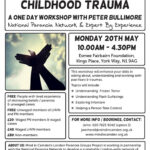 20 May: Paranoia & Childhood Trauma Workshop