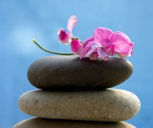 Relaxing Stones