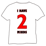 2 Minds T Shirt