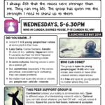 New: Hearing Voices Group for Young People (16-25)