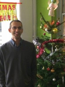 mervyn dsouza Acceptance and Commiment Therapist offers a mindfulness session