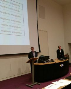 robert whitaker and Dr John Davies